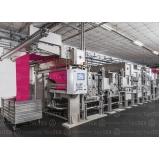 automação de lavadeira contínua Itapecuru-Mirim