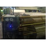 automação de máquina industrial para tecelagem Lauro de Freitas