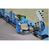 automação de máquina têxtil valor Niterói