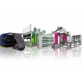 automação de máquinas de tear industrial Santa Rita