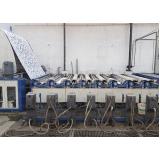 automação de máquinas de estampar tecido