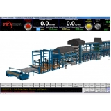 automação de máquinas de tingimento de tecidos valor Ceará-Mirim