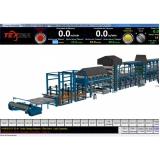 automação de máquinas de tingimento têxtil valor Campo Alegre
