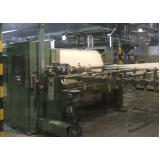 automação de máquinas de têxtil