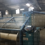 automação de máquinas para torcer fios têxteis