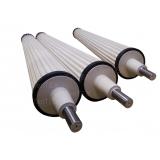 cilindro para máquinas rama