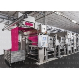 máquina para tingir tecidos Lages