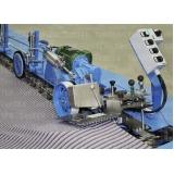 máquinas de tecelagem industrial Olinda