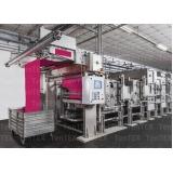 máquina de tecido benninger