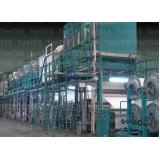 máquinas para tingimento têxtil Paranaguá