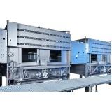 máquinas têxteis industriais