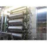venda de máquinas de tecelagem Santa Inês