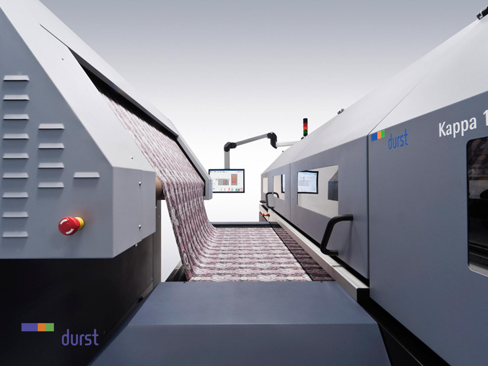 Máquinas para tecidos técnicos