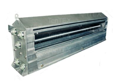 Vaporizador/Sistema apaga fagulhas